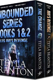 Unbounded Series (Books 1 & 2)