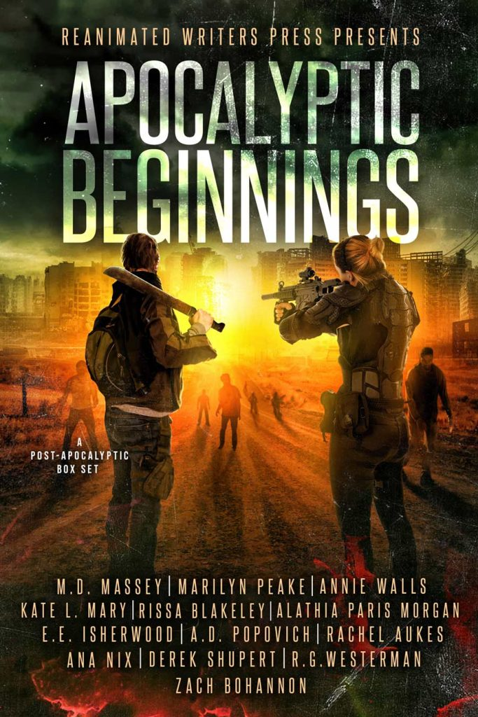 Apocalyptic Beginnings (Boxed Set)