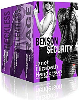 Benson Security (Books 1 – 3)