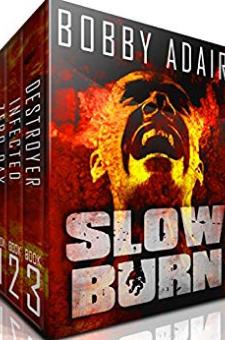 Slow Burn (Boxed Set, Books 1 – 3)