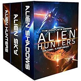 Alien Hunters (A Space Opera Trilogy)