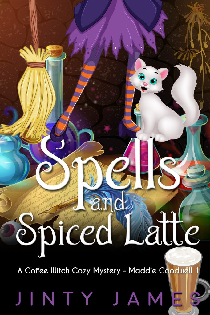 Spells and Spiced Latte