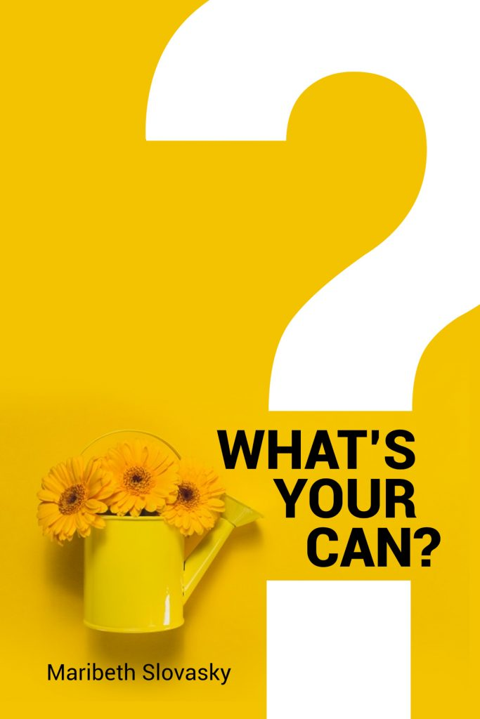 What's Your Can?