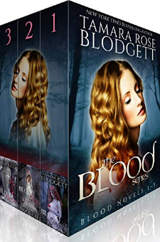 The Blood Series (Boxed Set, Books 1 – 3)