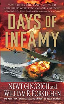 Days of Infamy (The Pacific War Series, Book 2)