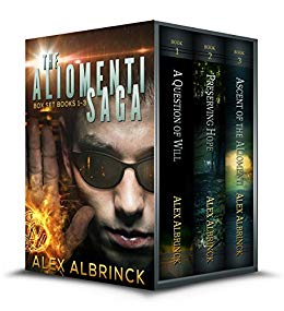 The Aliomenti Saga (Boxed Set, Books 1 – 3)