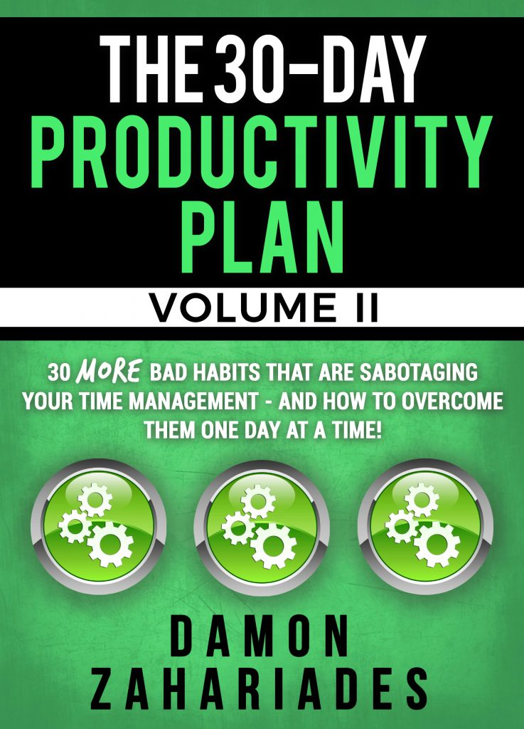 The 30-Day Productivity Plan