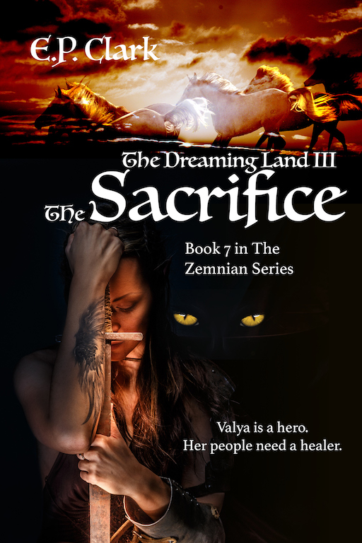 The Dreaming Land III: The Sacrifice