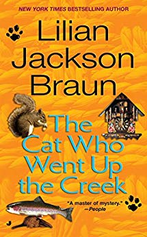 The Cat Who Went Up the Creek