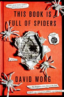 This Book Is Full of Spiders
