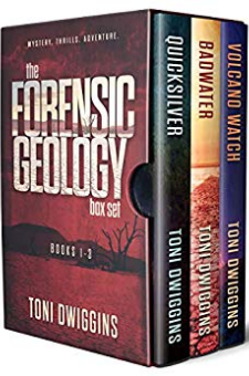 The Forensic Geology (Boxed Set, Books 1 – 3)
