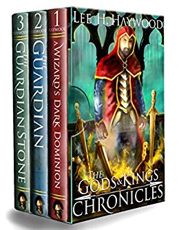 The Gods and Kings Chronicles (Boxed Set)