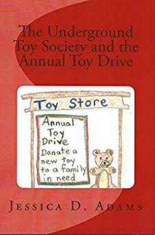 The Underground Toy Society and the Annual Toy Drive