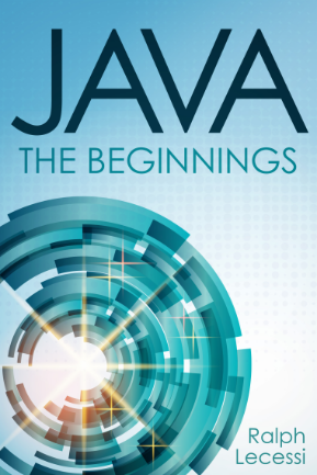 JAVA – The Beginnings