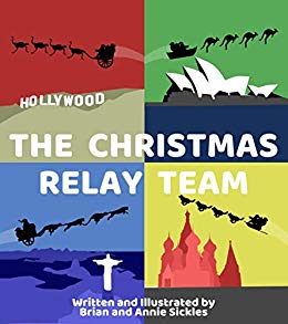 The Christmas Relay Team