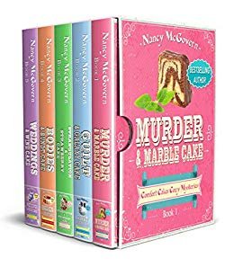 Murder and Marble Cake (Boxed Set, Complete Series)