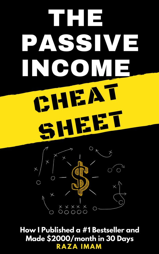 The Passive Income Cheat Sheet