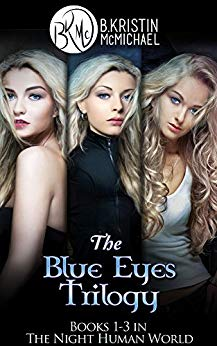 The Blue Eyes Trilogy (Complete Collection)