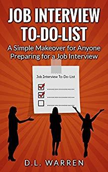 Job Interview To-Do-List