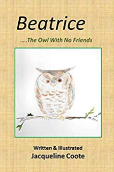 Beatrice…The Owl With No Friends