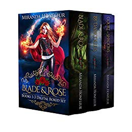 Blade and Rose (Boxed Set, Books 1 – 3)