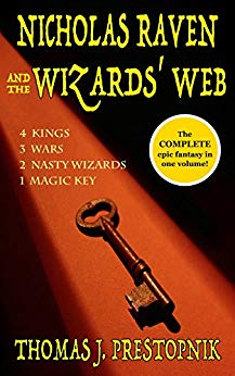 Nicholas Raven and the Wizards' Web