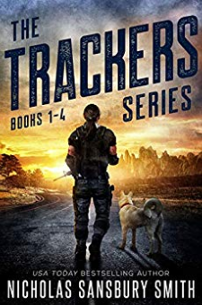 Trackers (Books 1-4)