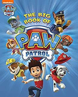 The Big, Book of Paw Patrol