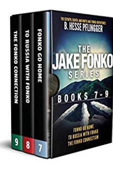 The Jake Fonko Series (Books 7-9)