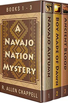 A Navajo Nation Mystery (Boxed Set, Books 1 – 3)