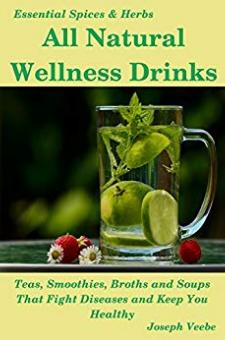 All Natural Wellness Drinks