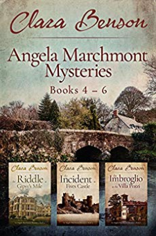 Angela Marchmont Mysteries (Books 4-6)