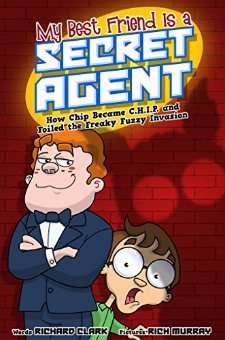 My Best Friend Is a Secret Agent