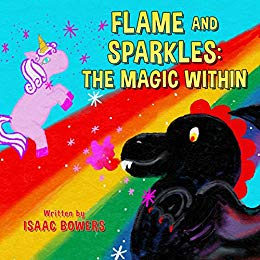 Flame and Sparkles – The Magic Within