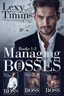 Managing the Bosses (Boxed Set, Books 1 – 3)