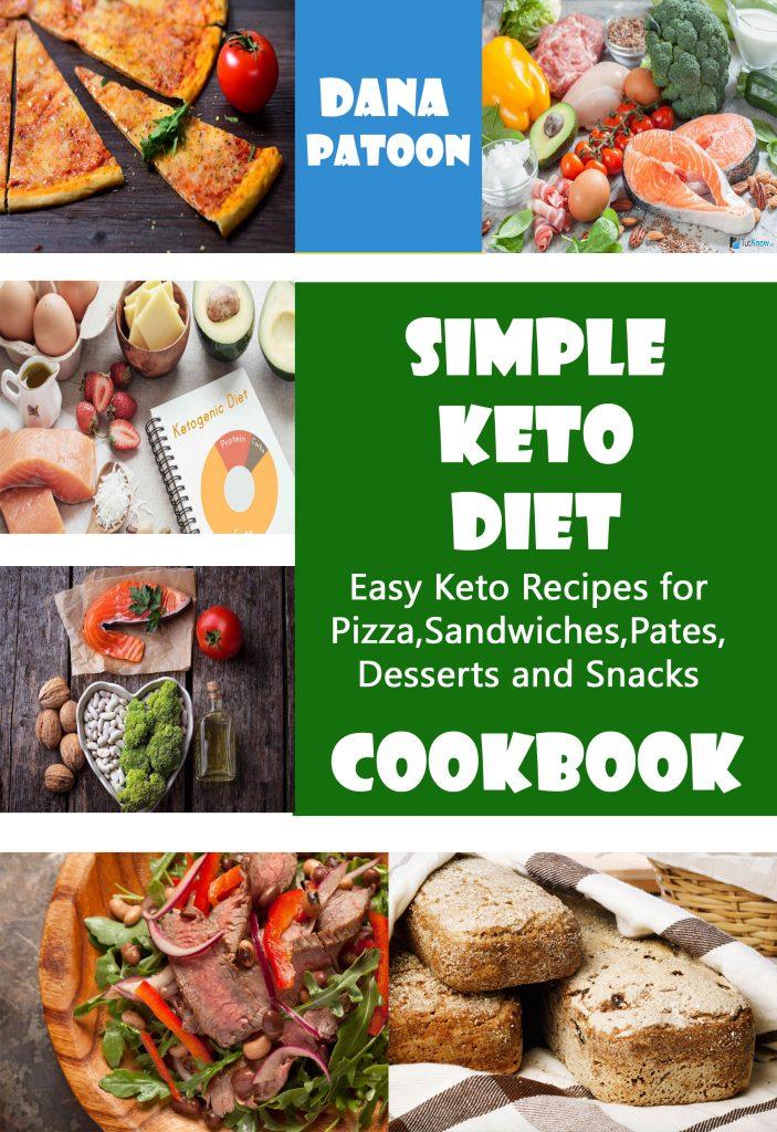 Simple Keto Diet Cookbook
