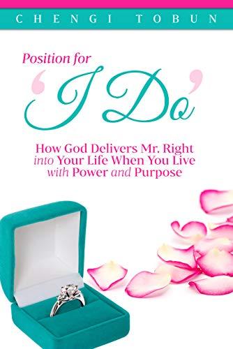 Position for 'I Do'