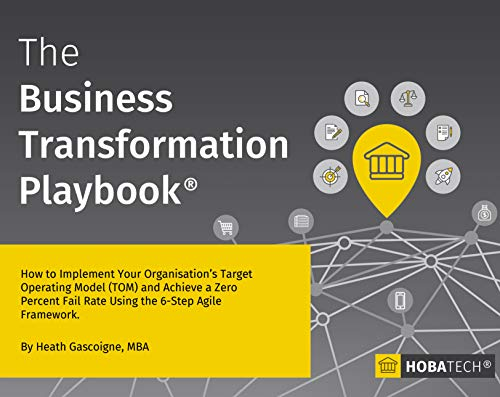 The Business Transformation Playbook