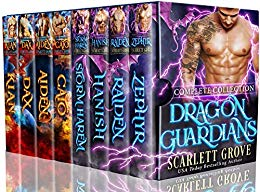 Dragon Guardians (Boxed Set)