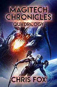 The Magitech Chronicles Quadrilogy (Boxed Set, Books 1 – 4)