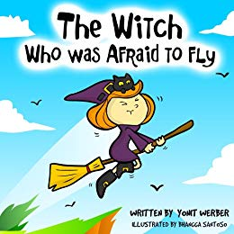 The Witch Who Was Afraid to Fly