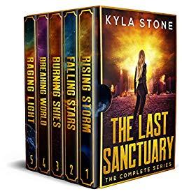 The Last Sanctuary (Boxed Set)