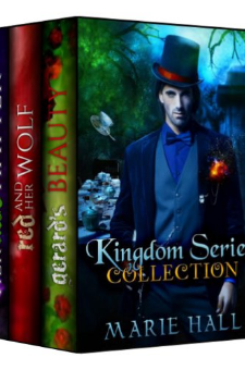 Kingdom Series Collection (Books 1-3)