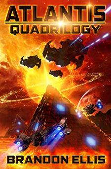 Atlantis Quadrilogy (Box Set, Books 1 – 4)