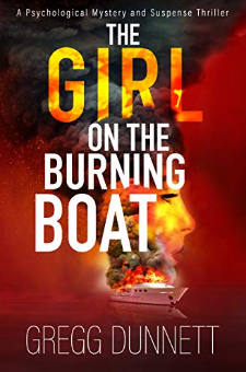 The Girl on the Burning Boat