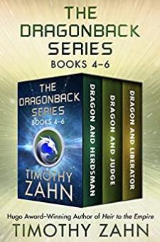 The Dragonback Series (Boxed Set, Books 4 – 6)