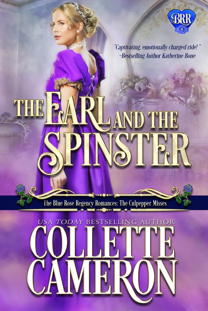 The Earl and the Spinster