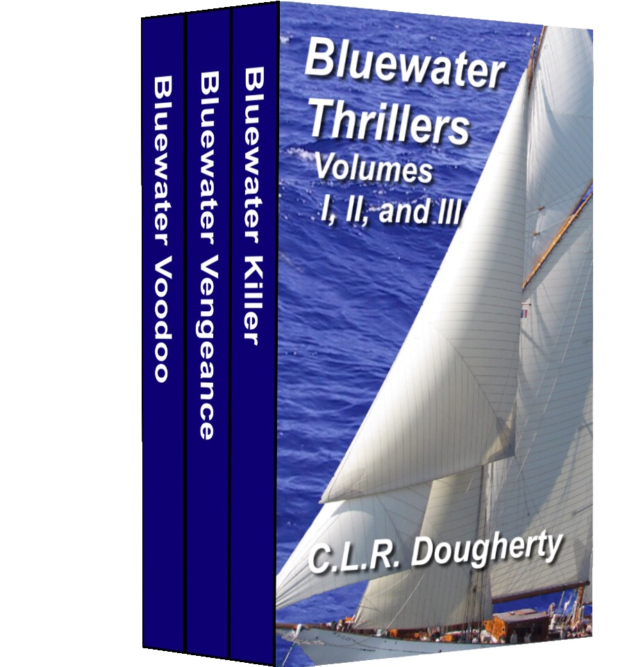 Bluewater Thrillers (Boxed Set, Books 1 – 3)