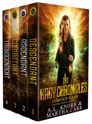 The Kacy Chronicles (Boxed Set)
