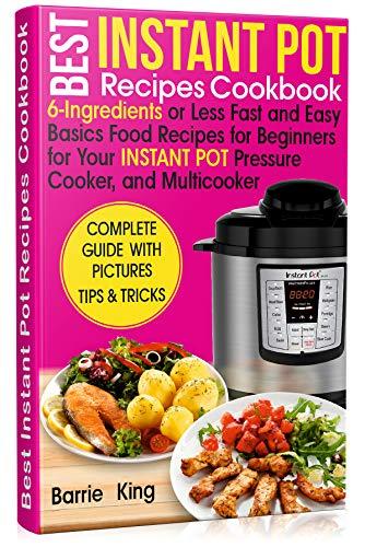 Best Instant Pot Recipes Cookbook